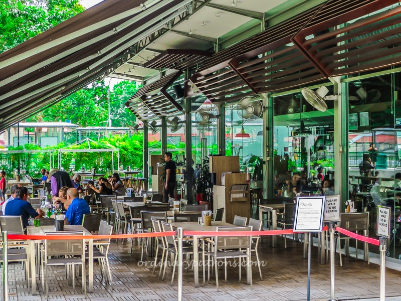 Cafe Melba Singapore Menu