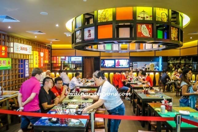 eat at Taipei Kallang Wave
