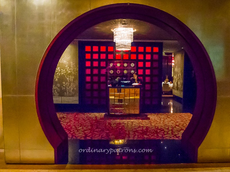 Shang Palace Chinese Restaurant in Singapore