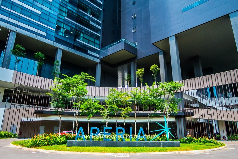 Aperia Mall Interesting Mix Of Food Options The