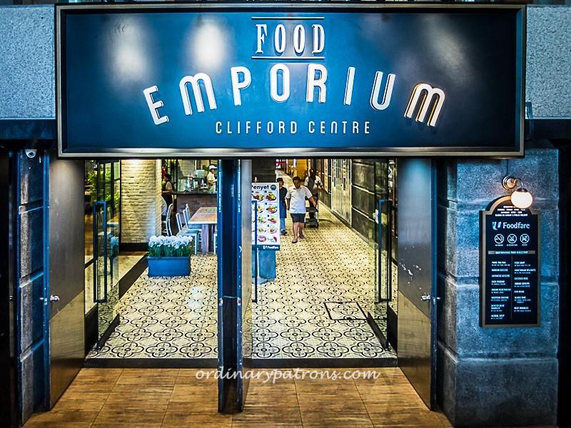 Food Emporium @ Clifford Centre