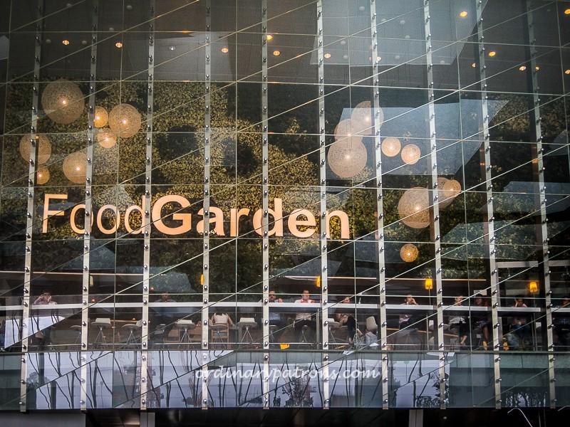 Food Garden @ Asia Square