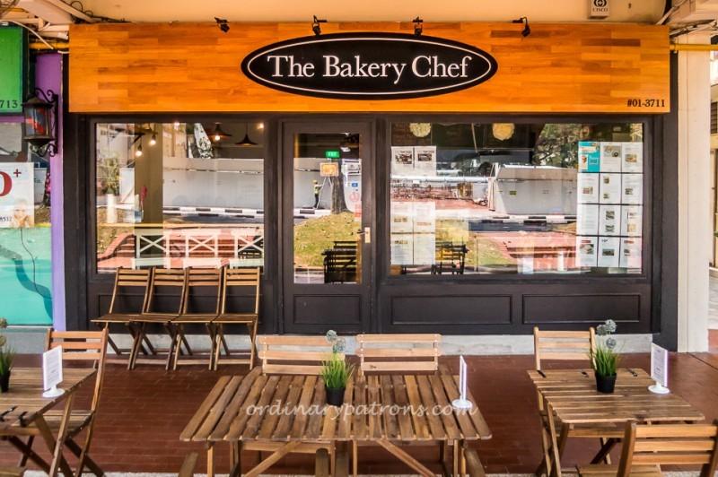 The Bakery Chef at Bukit Merah