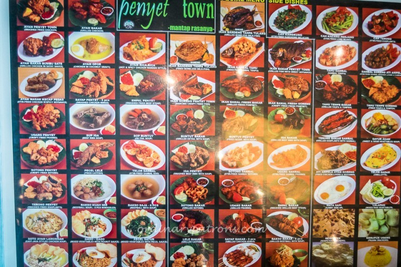 Penyet Town @ One KM