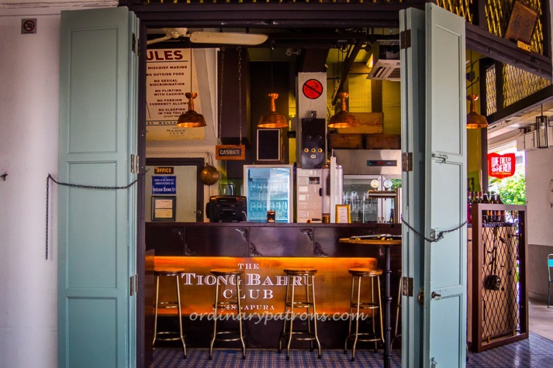 The Tiong Bahru Club