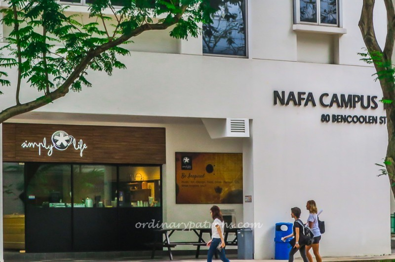 Simply Life Cafe @ NAFA