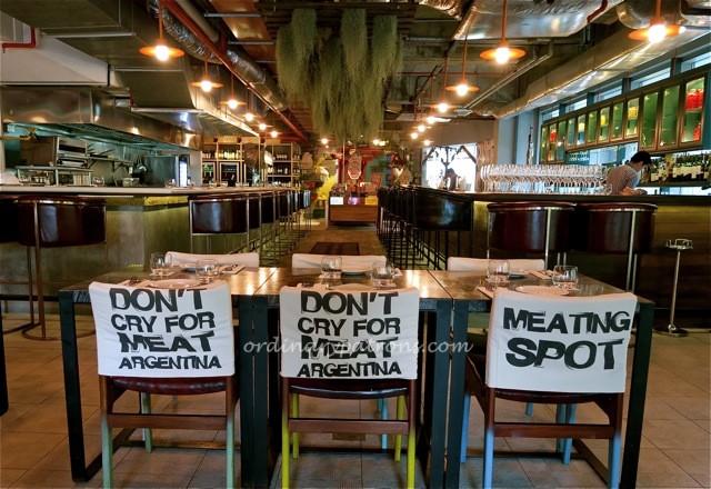 Bochinche Argentina Restaurant 20153