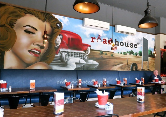 Roadhouse Restaurant Burgers at Dempsey1