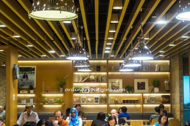 Food Court In Nex