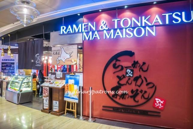 Ramen & Tonkatsu Ma Maison Capitol Piazza
