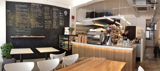 Flock Cafe in Ghim Moh2