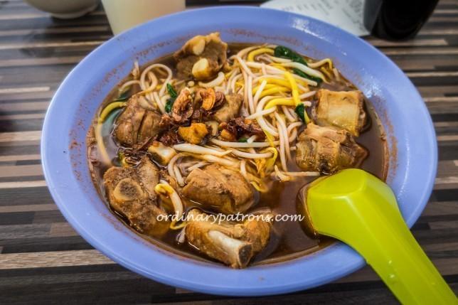 Pork Ribs Noodles East Coast