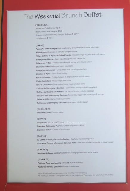 Don Quijote Spanish restaurant19