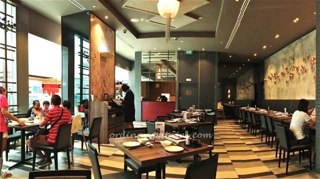 Paradise Cafe Sushi Menu