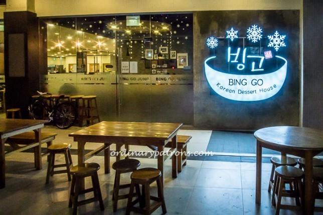Bin Go Korean Dessert House