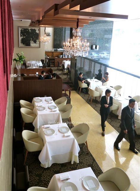 Les Amis Set Lunch 201501