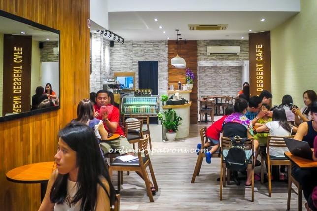 Nun Song Yee Korean Dessert House Singapore