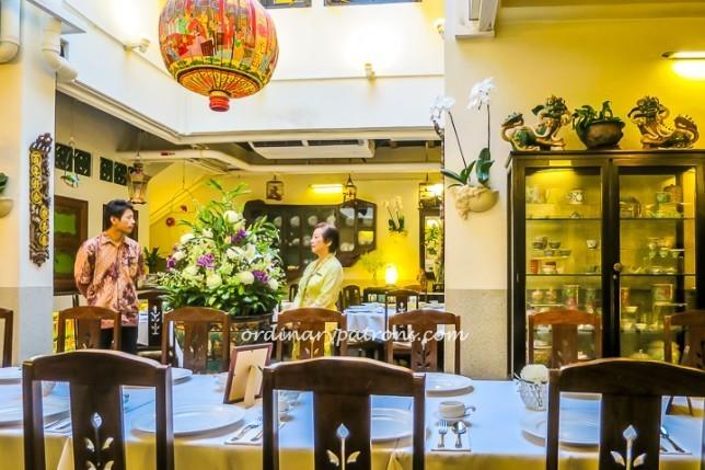 True Blue Cuisine Restaurant