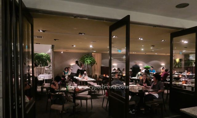 Prive Grill restaurant week - 8