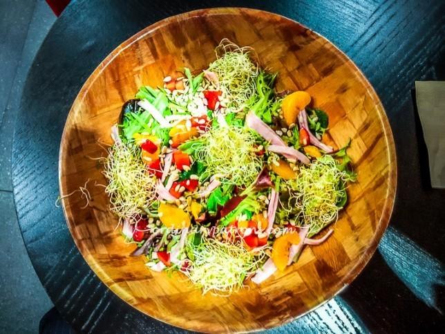 Summer Rabbit Salad