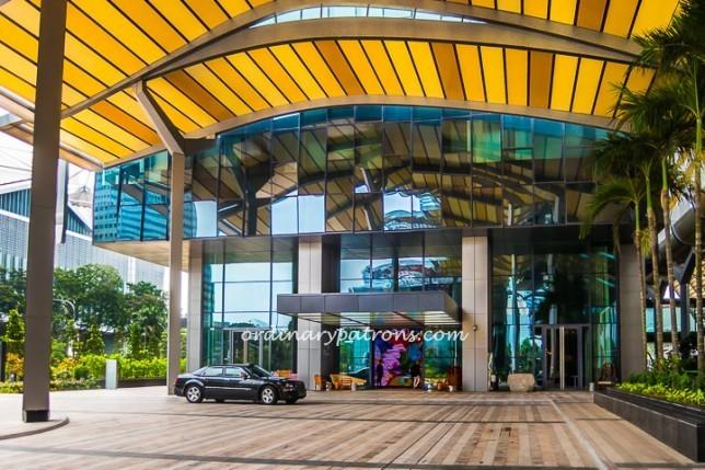 Singapore South Beach Restaurants, Cafes & Bars