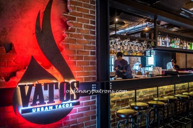Vatos Urban Tacos Bar
