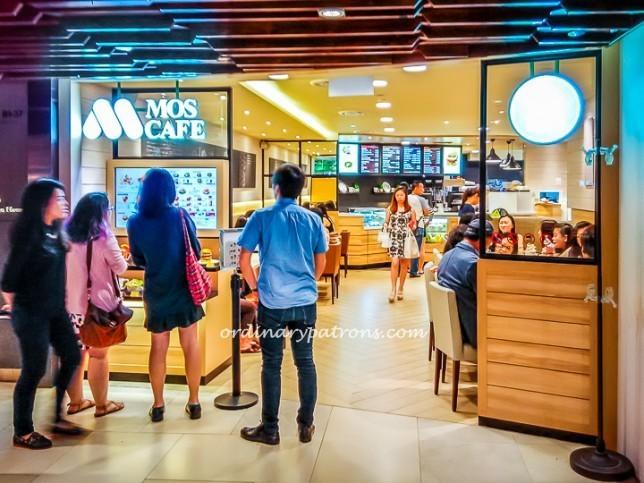 MOS Cafe Singapore