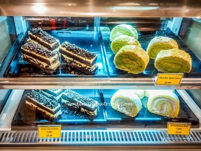 MOS Cafe Cakes