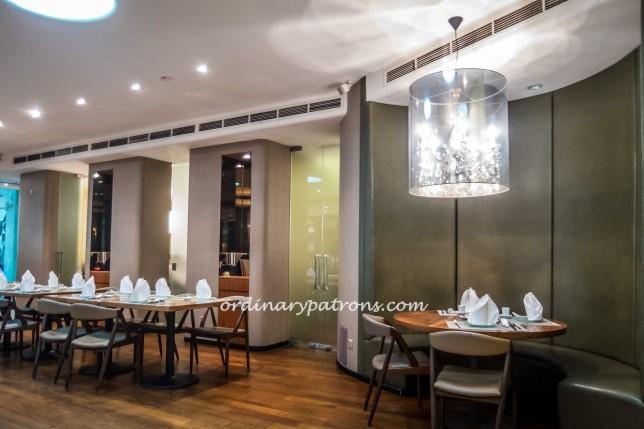 Majestic Hotel Singapore Chinese Restaurant