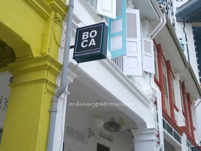 Boca Restaurant Singapore - 21