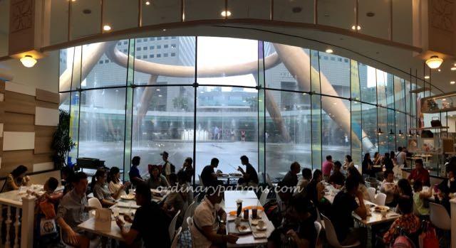 Suntec Fountain Food Court - 1