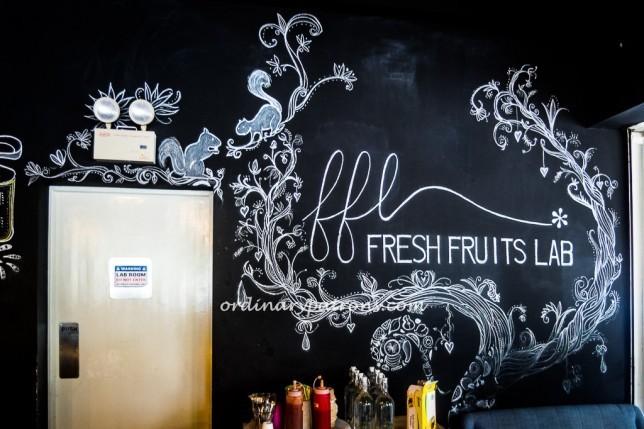 Fresh Fruits Lab