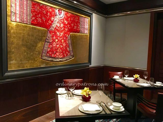 new Jiang Nan Chun Chinese restaurant