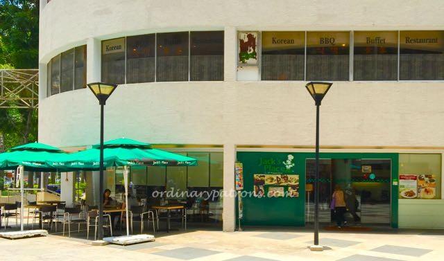 Jack;s Place Bras Basah Complex Set Lunch - 7