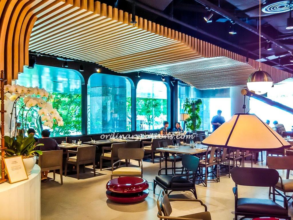 Angela May new restaurant at Robinsons
