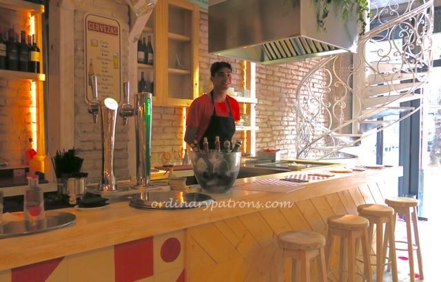 Casa Lola Barcelona tapas - 10