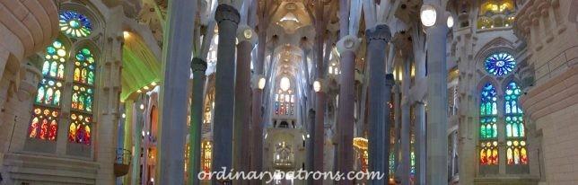Sagrada Familia gaudi barcelona - 1