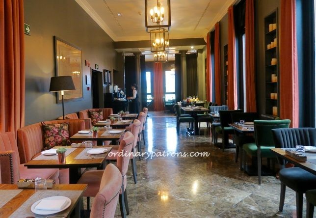 The Principal Madrid Hotel Breakfast - 1