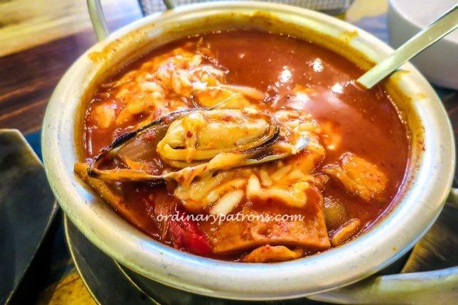 Chicken Up Korean restaurant in Parkway