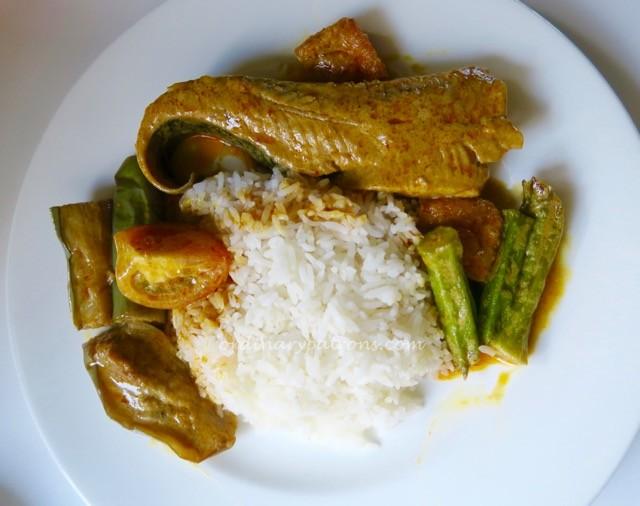 Ghim Moh Hai Nan Curry Sting Ray - 2