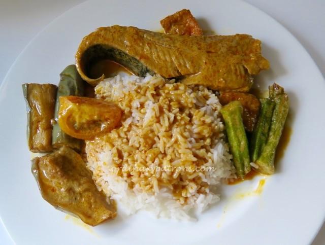 Ghim Moh Hai Nan Curry Sting Ray - 4