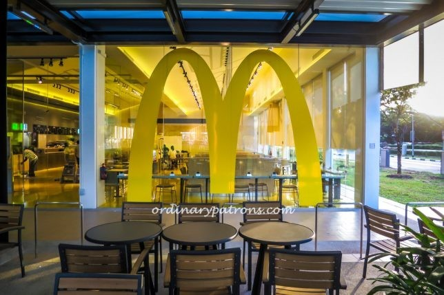 McDonald's Marine Cove East Coast Park