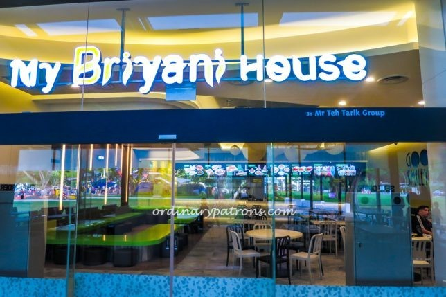 My Briyani House Marine Cove