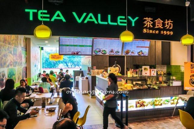 Tea Valley at Tiong Bahru Plaza