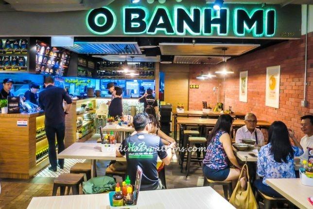 O Banh Mi Tiong Bahru