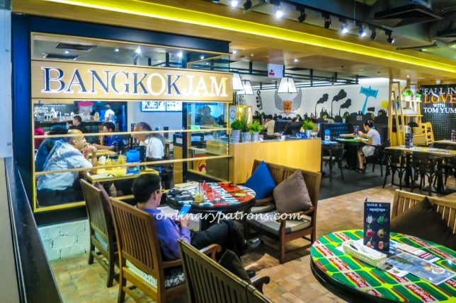 Bangkok Jam at Tiong Bahru Plaza