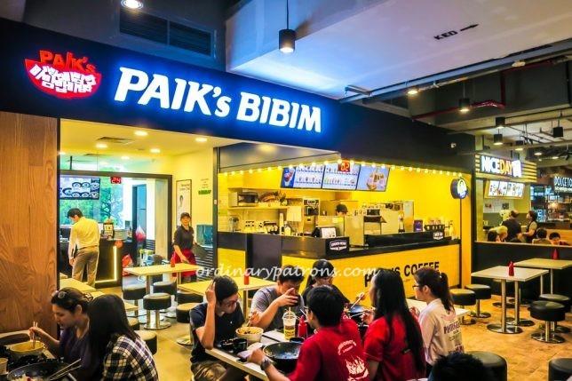 Paik's Bibim