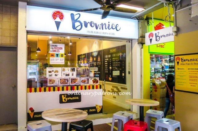 Brownice Italian Vegan Ice Cream & Kitchen