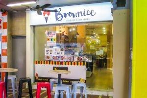 Brownice Italian Vegan Ice Cream & Kitchen East Coast