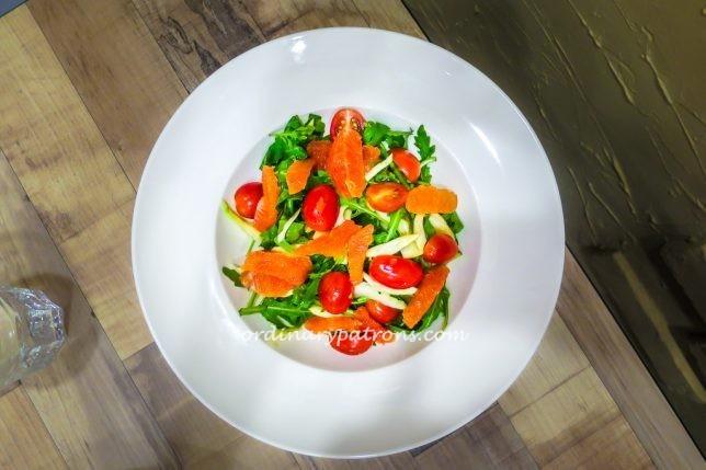 Brownice Italian Kitchen Salad